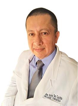 Dr. Gino Alvia del Castillo