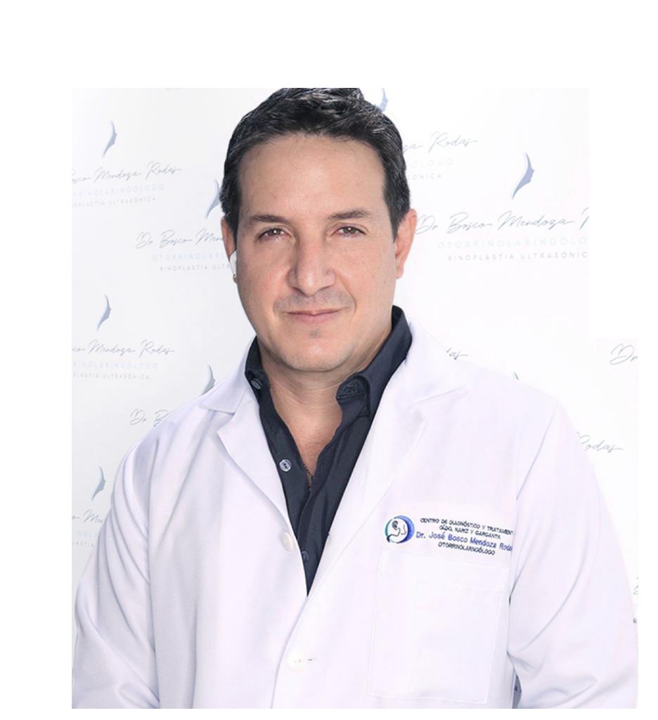 Dr. José Bosco Mendoza Rodas