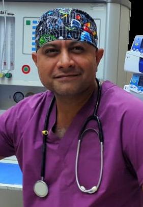 Dr. Javier Caicedo