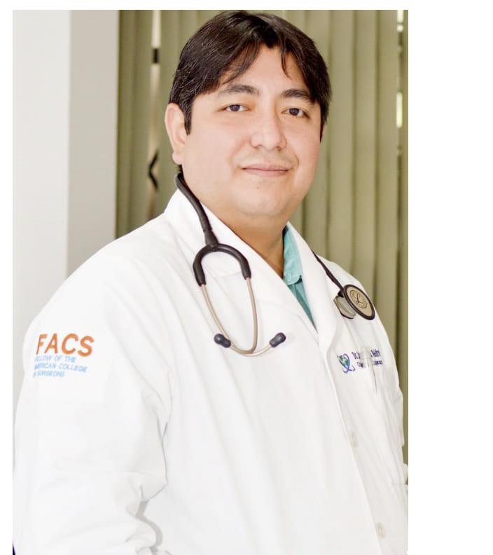 Dr. Xavier García Valdivieso