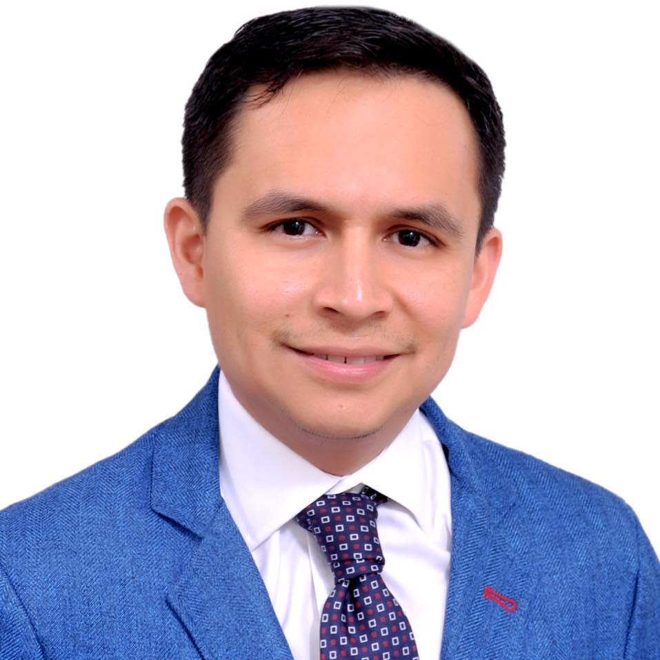 Dr. Dúval Darío Molina Chóez