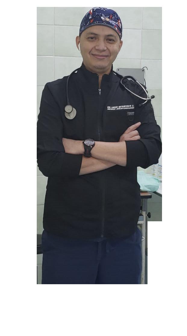 Dr. Luigy Benavides
